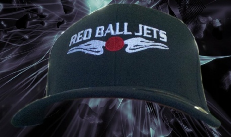 Red Ball Jets Ball Cap